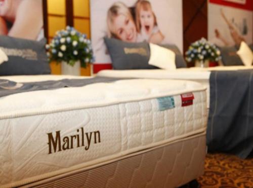 Đệm lò xo Dunlopillo Marilyn