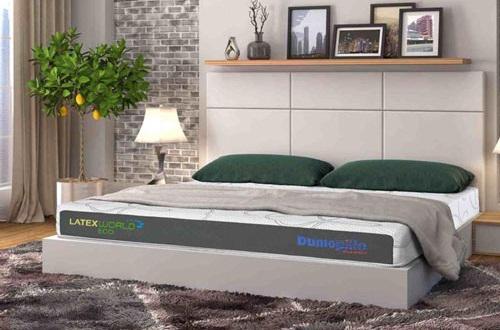 Đệm cao su Dunlopillo giải pháp tuyệt vời cho giấc ngủ của bạn