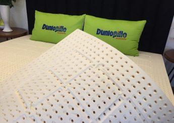 Những lưu ý khi sử dụng đệm cao su Dunlopillo